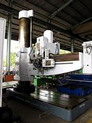 Asquith 10ft OD4 Heavy Duty Radial Drill