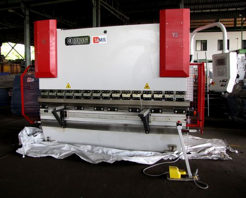 Sams Dener DMP SM 160-30 CNC Hydraulic Press Brake