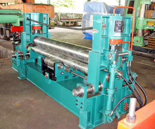 China W11S-12x2000 Plate Bending Roll