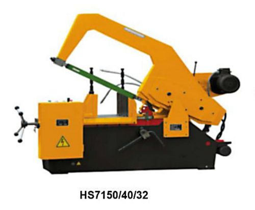 China HS7132 Hydraulic Hacksaw