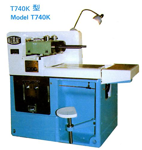 China T740K Vertical Fine Boring Machine