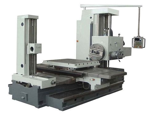 China TPX6113 Horizontal Boring & Milling Machine