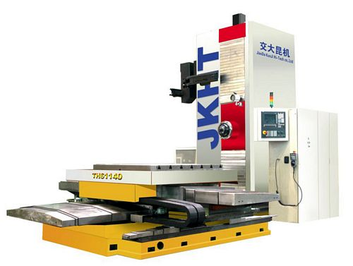 China TH61125 Horizontal Boring & Milling Machining Center