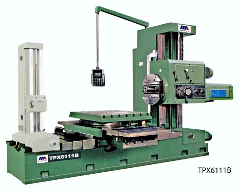 China TPX6111B Horizontal Boring & Milling Machine