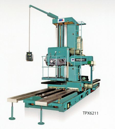 China TPX6211x59 Horizontal Boring & Milling Machine