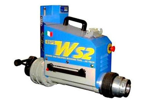 Sir WS2 Boring and Welding Machine