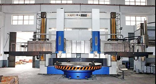 China DVTCK5263 Double Column CNC Vertical Lathe