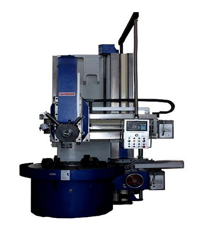 China C5120-1 Conventional Single Column Vertical Turret Lathe