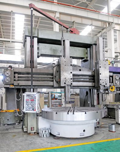 China C5231A Double Column Vertical Lathe