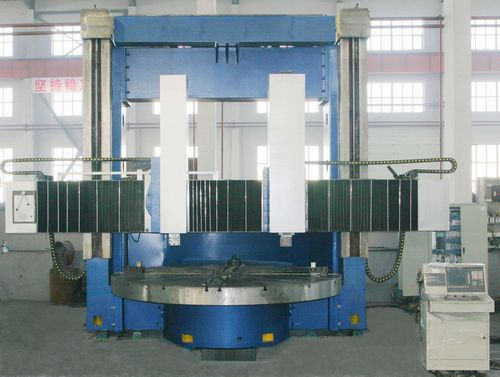 China C5231 Double Column Vertical Lathe