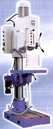 China Z5035 Gear Head Vertical Drilling & Tapping Machine