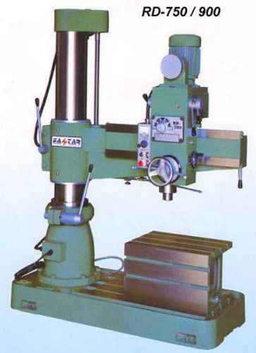 Taiwan RD-900 Radial Drilling Machine