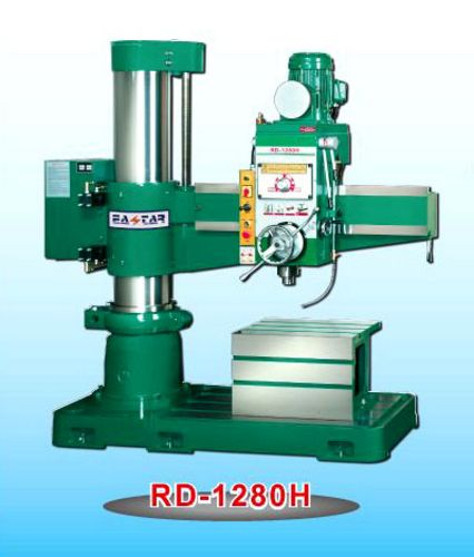 Taiwan RD-1280H Radial Drilling Machine