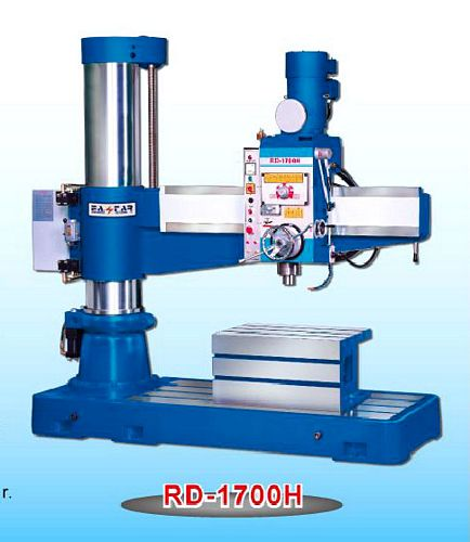 Taiwan RD-1700H Radial Drilling Machine