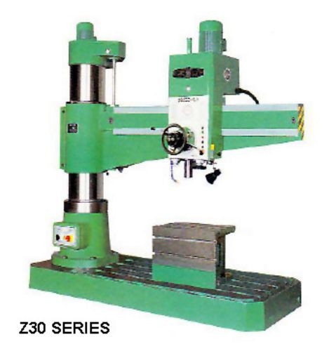 China Czech Z3080 x 25 Radial Drill