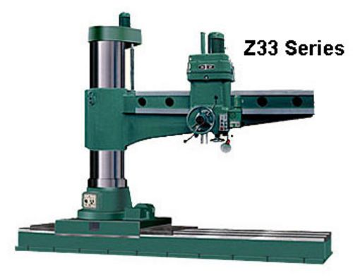 China Czech Z33100x40 Travelling Type Radial Drilling Machine