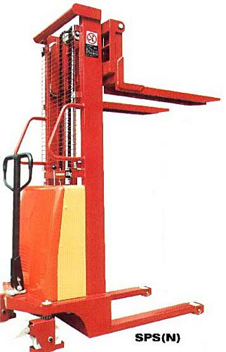 China SPS-10x2500 Electric Stacker