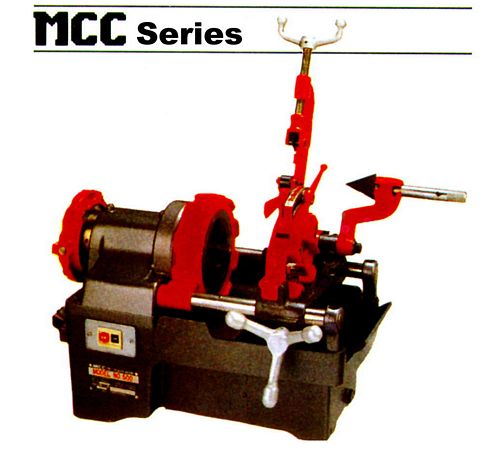 "MCC800 3"" Pipe & Bolt Threading Machine"