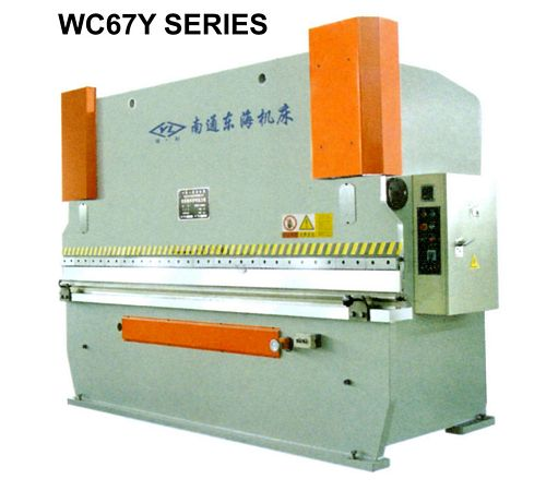 China WC67Y-100/3200 Pressbrake