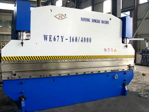 China WE67Y-160/4000 Press Brake