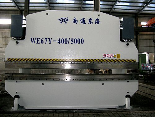 China WE67Y-250/5000 Pressbrake