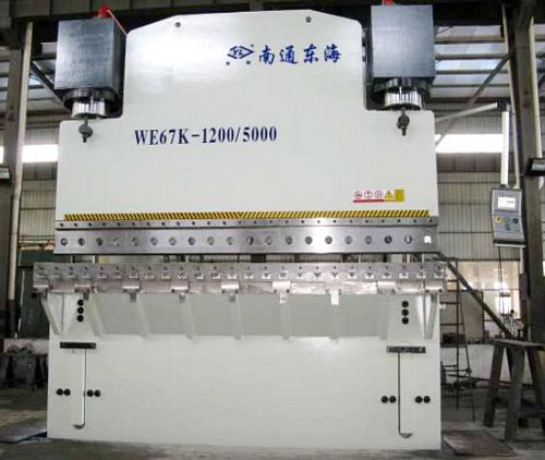 China WE67K-900T/5000 CNC Press Brake