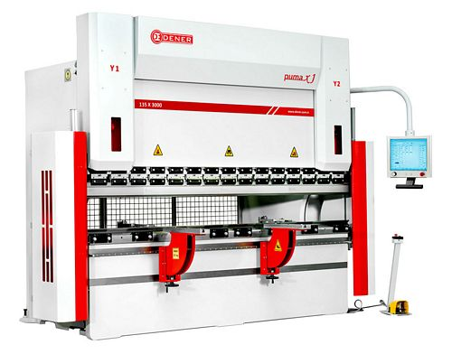 Sams Dener PUMA XL 500-60 CNC Hydraulic Press Brake