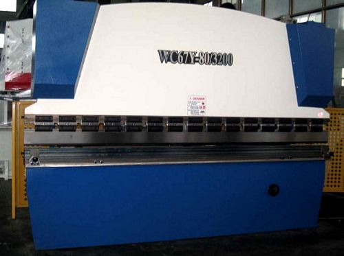 China WC67Y-80/3200 Press Brake