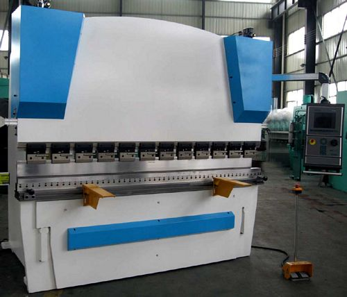 China WC67K-63/2500 CNC Hydraulic Press Brake