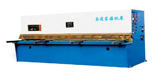 China QC12Y-4x3200 Shearing Machine