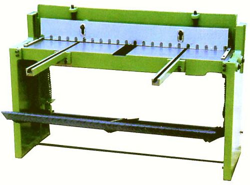 China Q01-1-5 x 1320 Foot Shear Machine