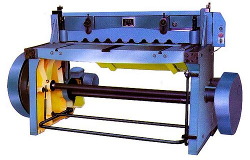 China Q11-3x1300 Mechanical Guillotine