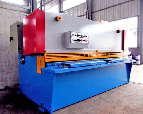 China QC12Y-12x3200 Shearing Machine