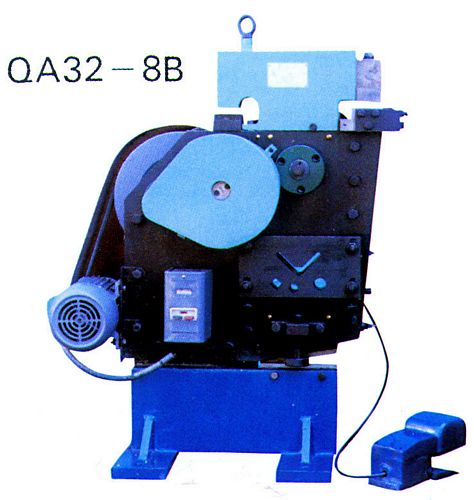 China QA32-8B Punching & Shear Machine