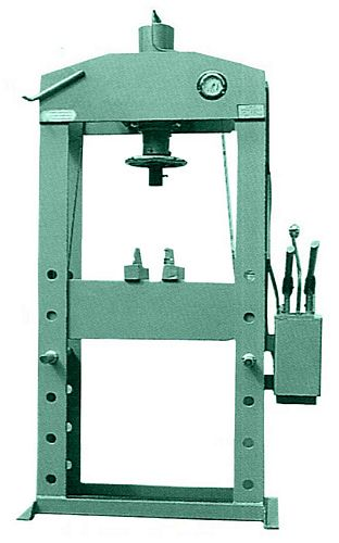LCM 15 Ton Manual Hydraulic Press
