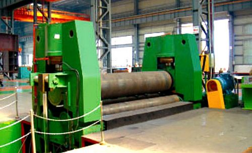 China TXW11Y-200x3000 Hydraulic Symmetrical Plate Bending Machine