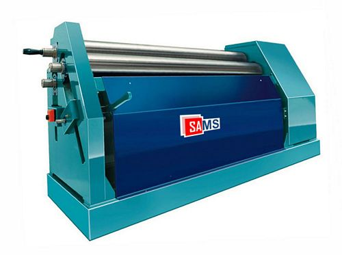 Sams BIP 1015 3-Roll Asymmetric Plate Bending Machine