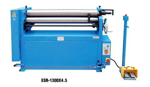 China ESR-1300x4-5 Plate Rolling Machine