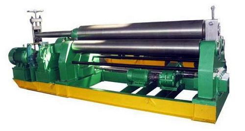 China W11-12x2000 Plate Bending Roll