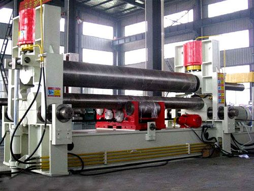 China W11S-30x3000 Plate Bending Roll