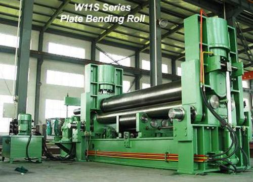 China W11S-30x4000 Plate Bending Roll