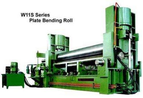 China W11S-8x2000 Plate Bending Roll