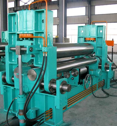 China W11S-25x3200 Plate Bending Roll