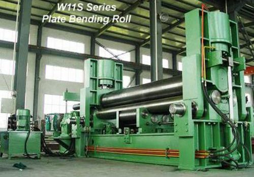 China W11S-30x2000 Plate Bending Roll
