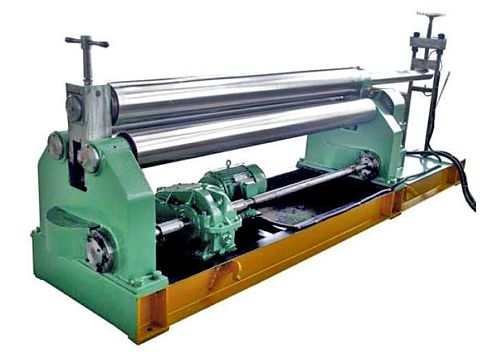 China W11-12x4000 Plate Bending Roll