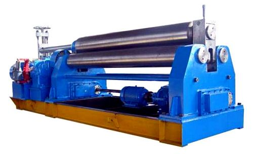 China W11-16x2000 Plate Bending Roll