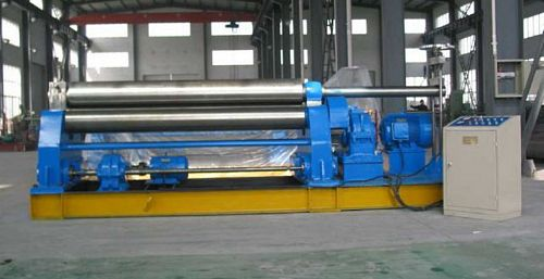 China W11-6x2500 Plate Bending Roll