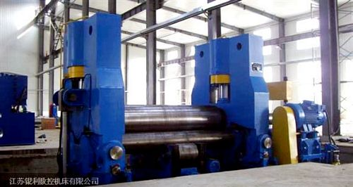 China W11S-120x3000 Plate Bending Roll