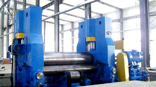 China W11S-155x3100 Plate Bending Roll