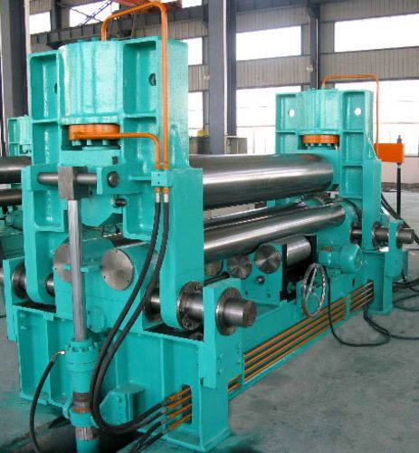 China W11S-25x3100 Plate Bending Roll